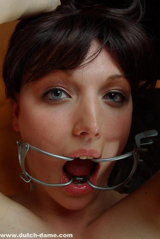 Bondage Dental Gag Sex Free 5