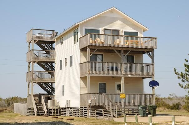 South Nags Head Vacation Rental Gamefish Junction 451