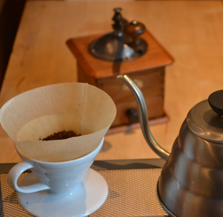 #V60 #MorningCoffee #PourOverCoffee That makes the morning work better !