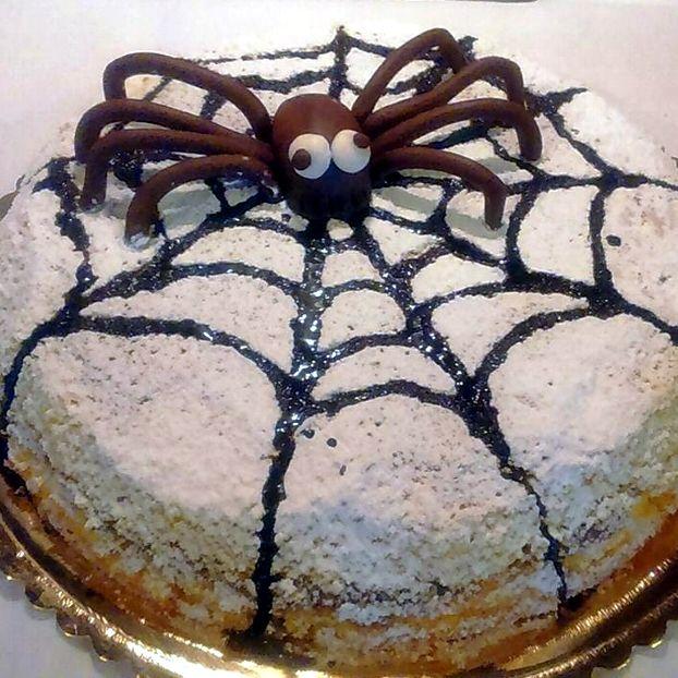Torta per #Halloween