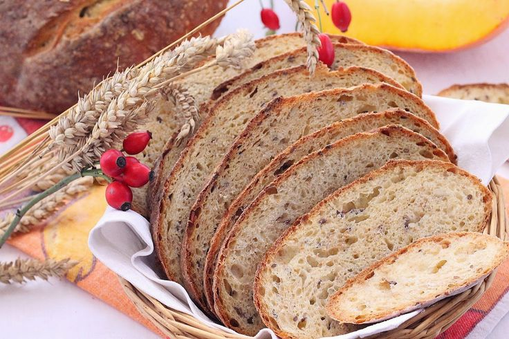 Chleb dyniowy na zakwasie  #dynia #chleb #haloween #przepisy #inspiracje