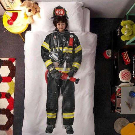 Good night, firefighter | #vikingtoys