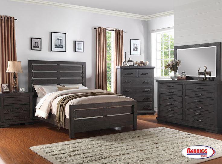 8068 Revolution Bedroom - Berrios te da más