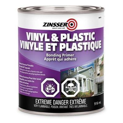 Zinsser Zinsser Vinyl & Plastic Bonding Primer 916ML
