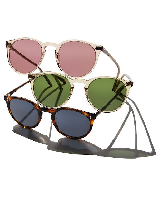 f2c90837897b Currently coveting every last style from the Oliver Peoples x The Row  eyewear collection! JavaScript is currently disabled in this br.