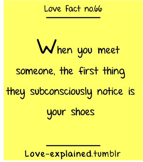 Love facts (fashion,beauty,shoes,clothes,clothing,style,boots,love,whattowear) Thank God I have several pairs lol