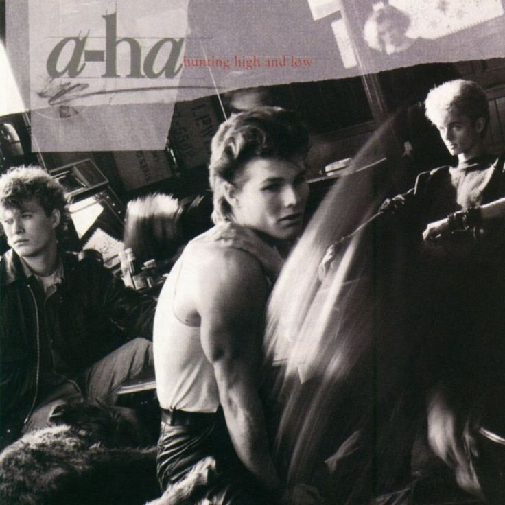 Take On Me by a-ha - Hunting High And Low