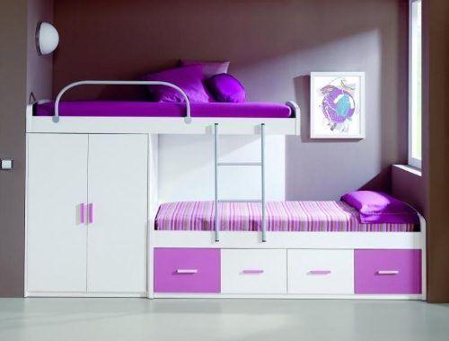 cama superpuesta, cucheta, rinconera, nido, desplazada, etc.