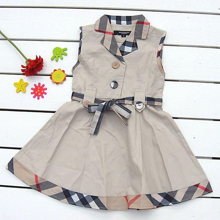 Burberry Kids Dresses