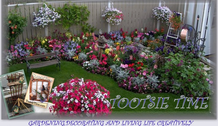 Blogger from Alberta Canada, great links to other wonderful garden bloggers.