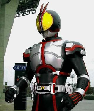 Faiz - My Favorite Kamen Rider