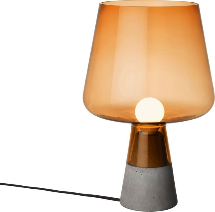 Iittala - Leimu Lamp 380 x 250 mm copper - Iittala.com
