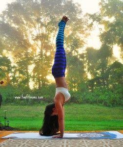 Handstands 101: Building Your Foundation | Two Fit Moms | Bloglovin'