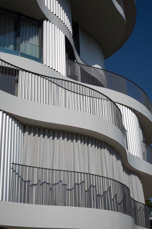 #mnur - Folie Divine,Courtesy of Farshid Moussavi Architecture