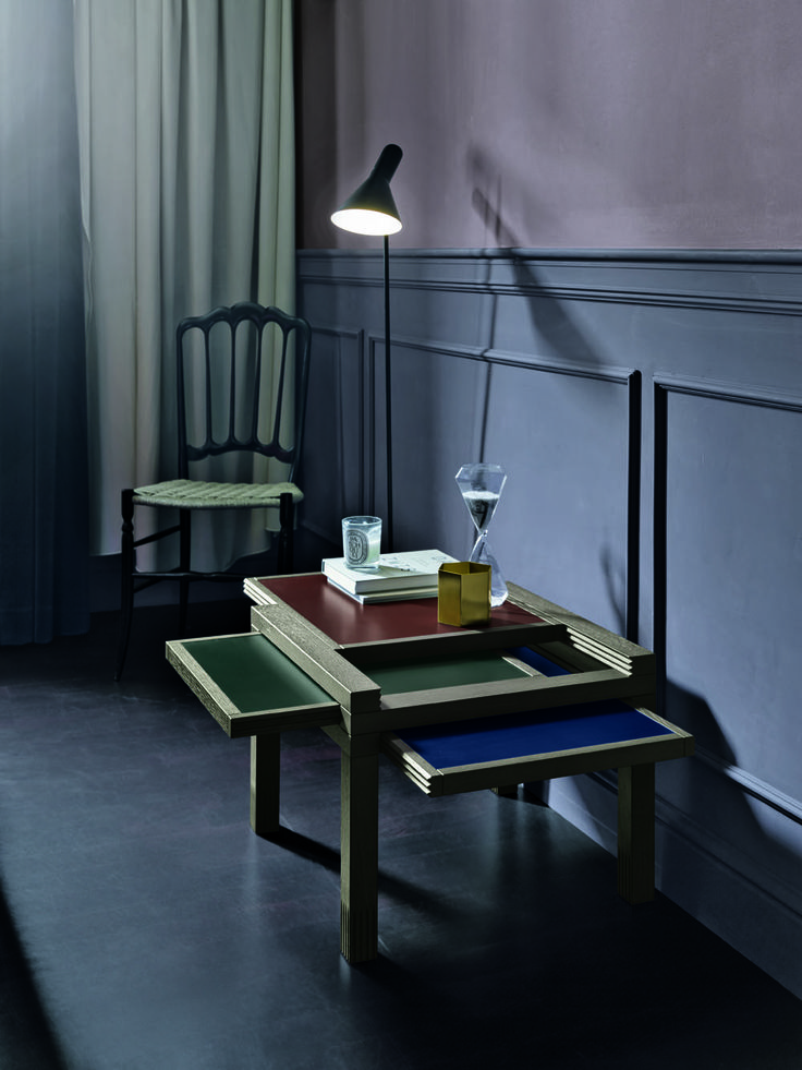 #Par4 in the brand new #Deco #Palette: just wonderful! #beautiful #design #table #smalltable #furnish #furniture #designlove #designlovers #colors #style #blue #green #red #loveit