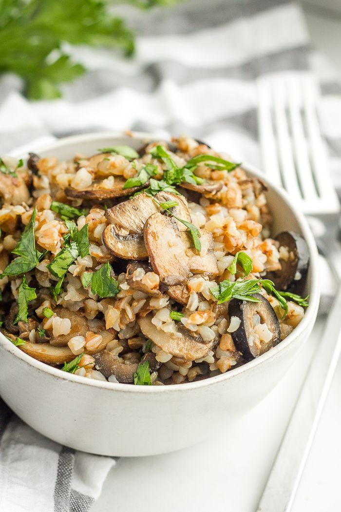Buckwheat Vegan Recipes