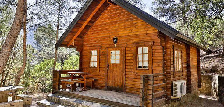 Cabañas de madera, tu refugio en el campo - https://www.decoora.com/cabanas-madera-refugio-campo/