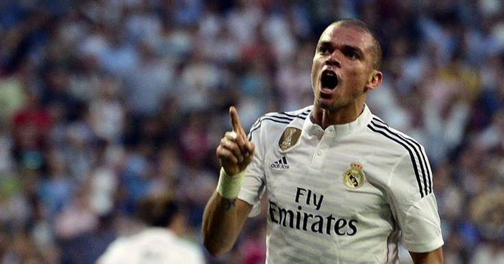Pepe Ratapi Buruknya Permainan Madrid Di Babak Pertama -  http://www.football5star.com/liga-spanyol/real-madrid/pepe-ratapi-buruknya-permainan-madrid-di-babak-pertama/
