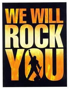 We Will Rock You. Queen 1977