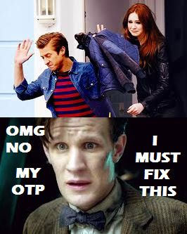 the Doctor's OTP