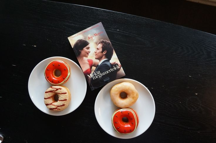 match your food with your book ((ok, it's my bff's but that does not matter))✅ //dellathings on ig