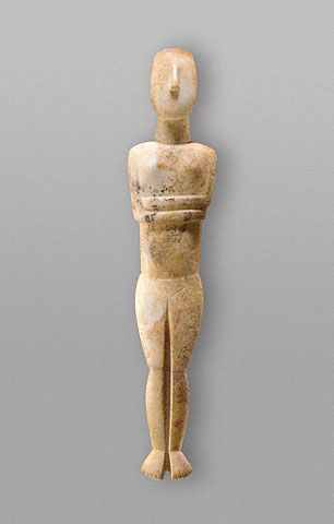 46 Best Images About Cycladic Idols On Pinterest
