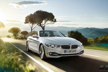BMW rafraichit les motorisations des Série 4 Coupé, Cabriolet et GranCoupé