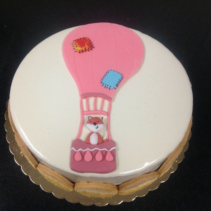 Need a pink 2D birthday cake idea ? There it is! #yannpins
