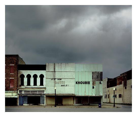 Vanishing America by Michael Eastman