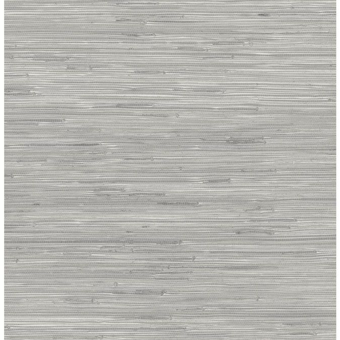 Scott Living 30 75 Sq Ft Grey Vinyl Textured Abstract 3d Self Adhesive Peel And Stick Wallpaper Lowes Com Peel And Stick Wallpaper Seagrass Wallpaper Stick On Wallpaper
