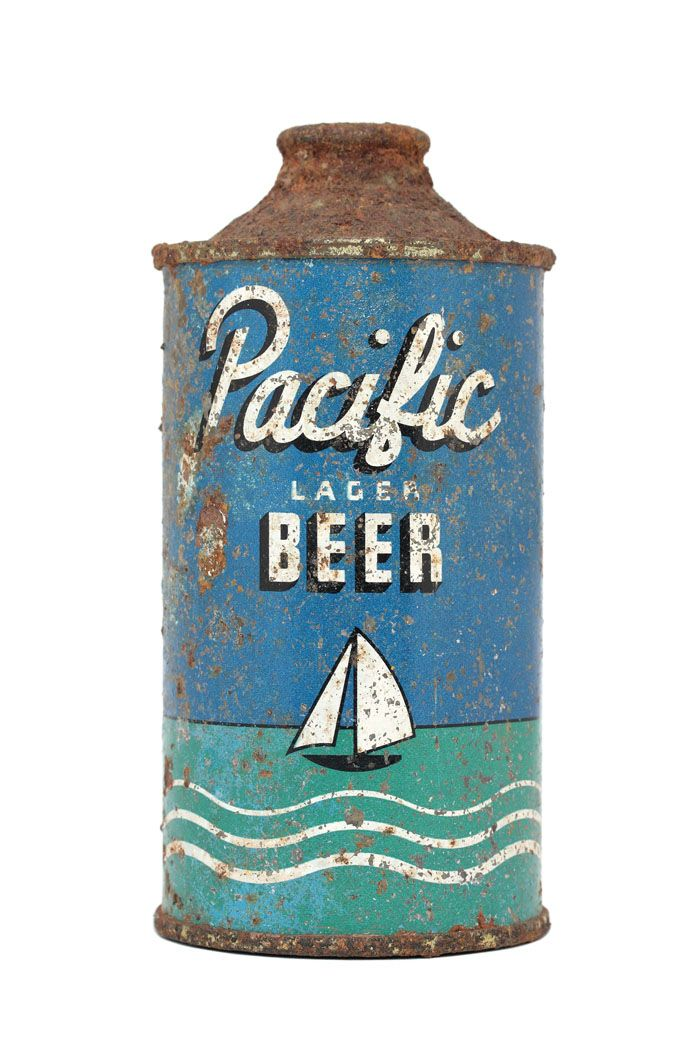 Vintage Packaging: 500 Beer Cans from Around the World - The Dieline - The #1 Package Design Website -