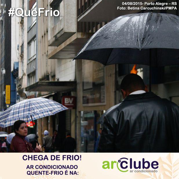 Cena corriqueira nesse inverno em várias regiões do Brasil! Saia dessa fria e venha para a Arclube! Acesse: www.arclube.com.br