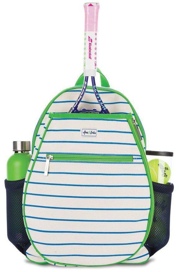 Ame Lulu Junior Tennis Camper Backpack Quinn 78 00 Junior Backpacks Kids Tennis Kids Backpacks