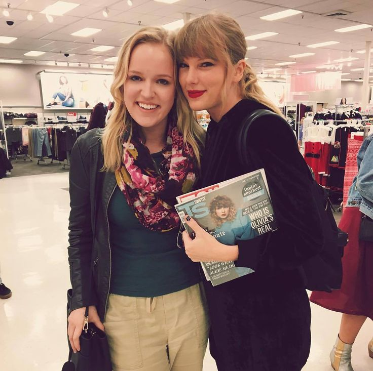 """bananaofswift: """"• allylubera : She is the reason I started playing guitar when I was 11, the reason I started writing songs when I was 13, and the reason I'm in Nashville pursuing my dreams…and today, we happened to walk into the same Target at the..."""