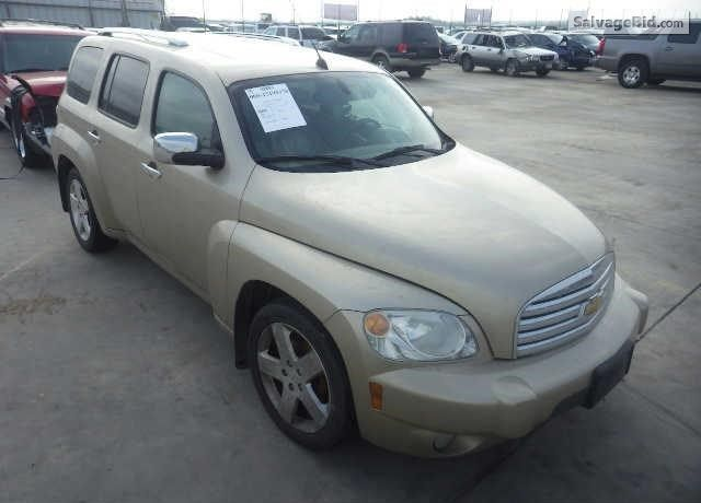 Hot deal on 2007 #Chevrolet HHR For Sale at #SalvageBid.