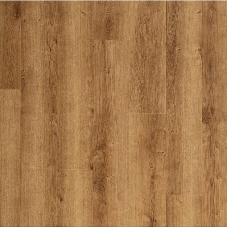 Blonde Oak Rigid Core Luxury Vinyl Plank Cork Back