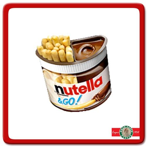 how to make nutella bread sticks