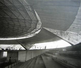 Paulo Mendes da Rocha/Ginásio do Clube Atlético Paulistano- 1957