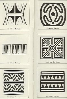 Antonio Grass, símbolos, diseños, precolombinos, colombianos ...