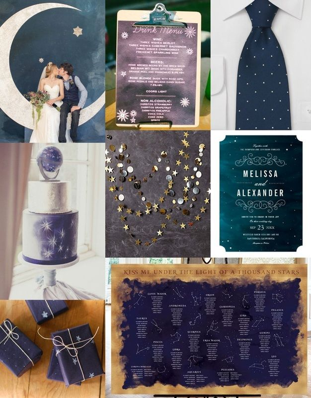 Be Inspired: Stars & Constellations