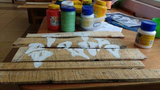#Reciclaje #Calas #Pinturas #Cuadros