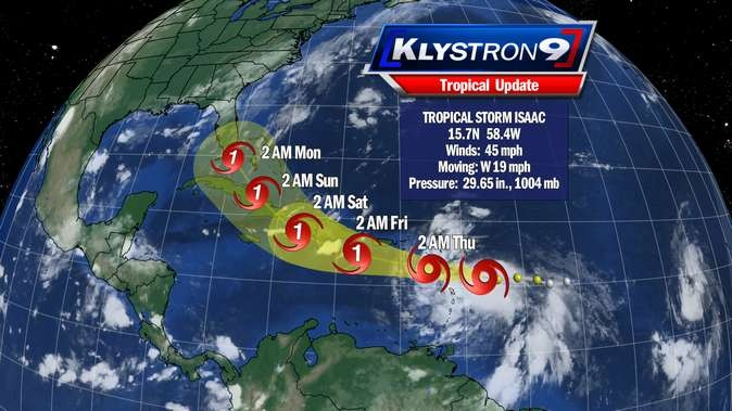 Tropical Weather - Hurricane & Tropical Storm Updates - Bay News 9