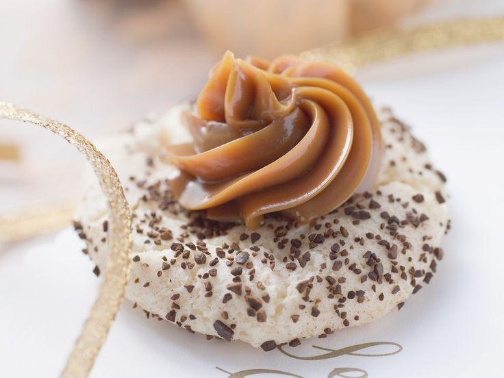 Karamell-Espresso-Taler - smarter - Zeit: 45 Min. | eatsmarter.de Karamell und Espresso - eine gute Kombi!