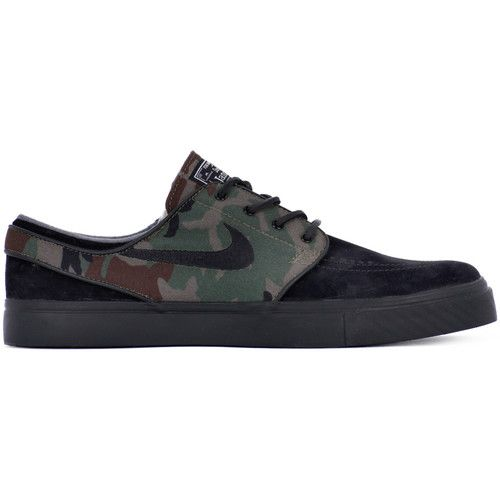 buy online 9cc8f ca0f7 Shoes Men Low top trainers Nike ZOOM STEFAN JANOSKI OG Nero