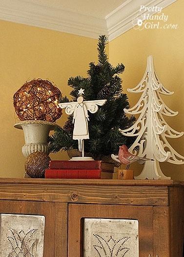 Rustic Christmas Decorating | Christmas | Pinterest ...