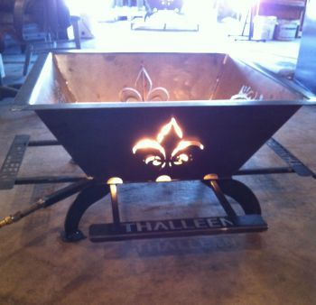 Kustom Plasma Kuts  - Contact us for all you metal art work needs. We can personalize anything from crawfish pots and burners to outdoor fire pits.