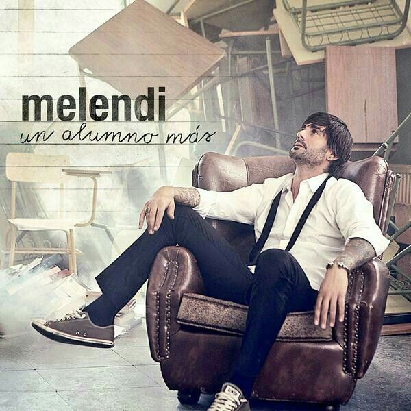 Melendi: Un alumno más - 2014.