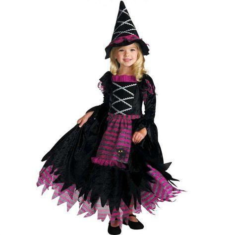 Ben noto Oltre 25 fantastiche idee su Costumi da strega per halloween su  OR75 f740d50ec2fc