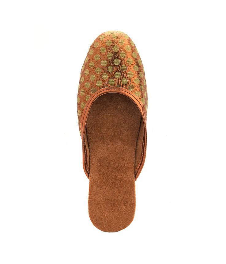 Myra Green Women Ethnic Shoes