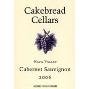 Cakebread Cabernet Sauvignon 2006. Has to to be 2006!